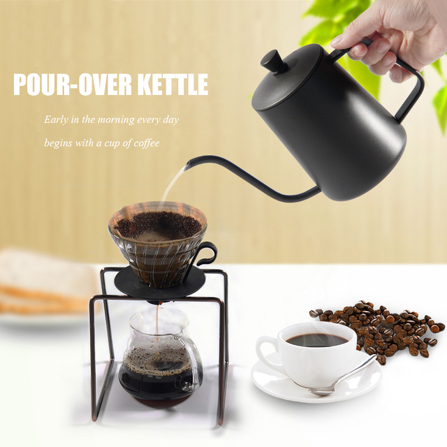 Drip Kettle For Precision Coffee Pouring 4