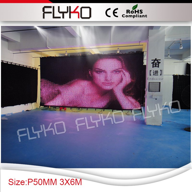 Free shipping The Curtain Rises on Performing Arts Centre P50mm 3*6m 10*20ft