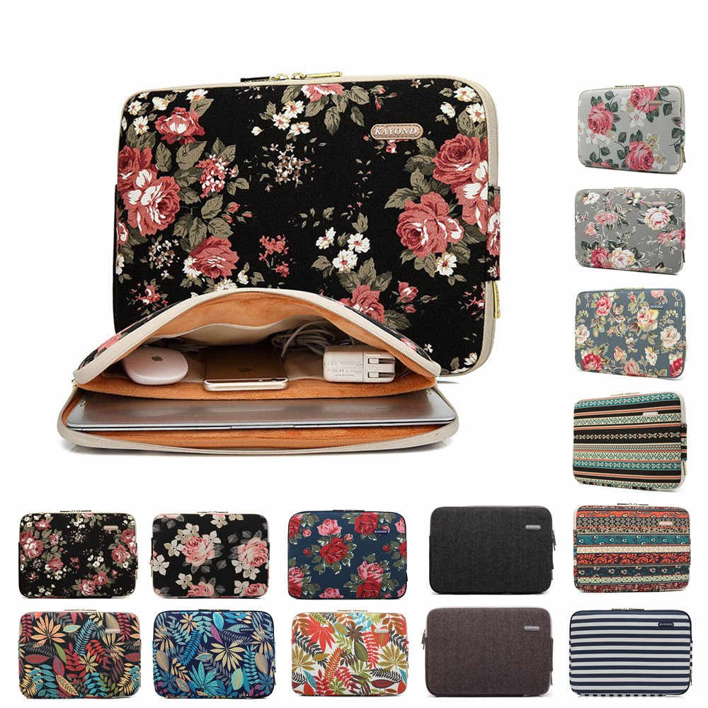 Sleeve Case Voor Laptop 11 12 13 14 15 15.6 17 inch Voor MacBook Air Pro 13.3 15.4, laptoptas PC Tablet Case Cover voor HP Dell