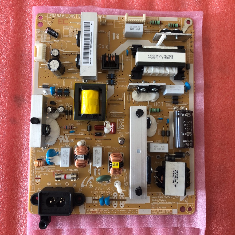 New originalfor Samsung UA46EH5080R UA55EH6000R Power Board PD55AV1 CHS BN44 00499A