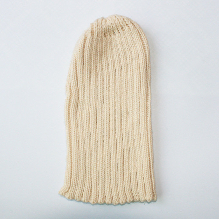 38412c83d8793 Beckham Winter Bald Hair knitted hat fashion Korean men s winter wool  alopecia cap Unisex Winter hats-in Skullies   Beanies from Apparel  Accessories on ...