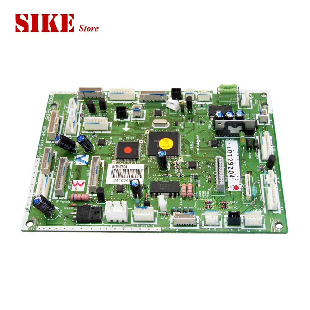 RG5-7605 DC Control PC Board Use For HP 2550 DC Controller Board rg5 6799 000cn used dc controller pc board for the hp color laserjet 5500 printer parts