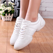 2019 Competitive Aerobics Shoes Women Ladies Breath Fitness