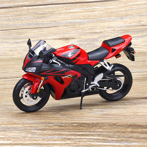 Image 5 - Maisto 1:12 Motorfiets Speelgoed Cbr 1000RR Simulatie Model Diy Gemonteerd Motor Auto Kinderen Educatief Speelgoed Kits