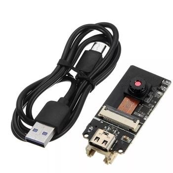M5Stack Official ESP32-CAM ESP32CAM Module Development Board OV2640 Camera Type-C Grove Port 3D Wifi Antenna Mini Camera Board