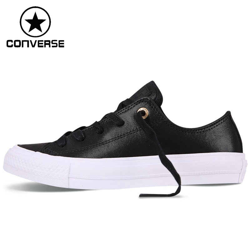 Original New Arrival 2017 Converse Women s Skateboarding Shoes Canvas  Sneakers-in Skateboarding from Sports   Entertainment on Aliexpress.com  e0bb502ac735