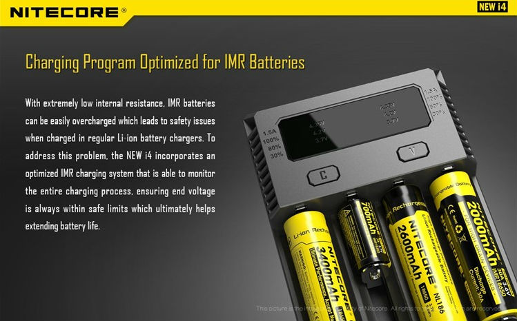 new I4 charger 14