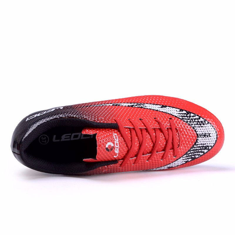 New FG Football Boots Cleats Soccer Shoes Kids Boys Girls Chuteiras botas de futbol voetbalschoenen chaussure foot Chuteiras 6