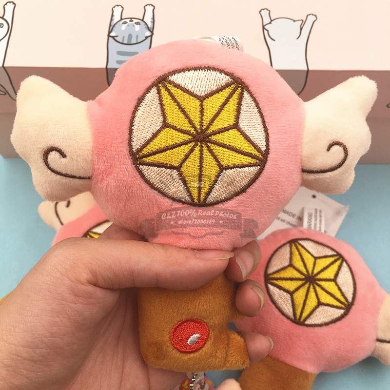 Sailor Moon Magic Wand Plush x PP Cotton Toy Dolls Action Figure Childrens Day Gift Childhood Memory Baby Girl Love it