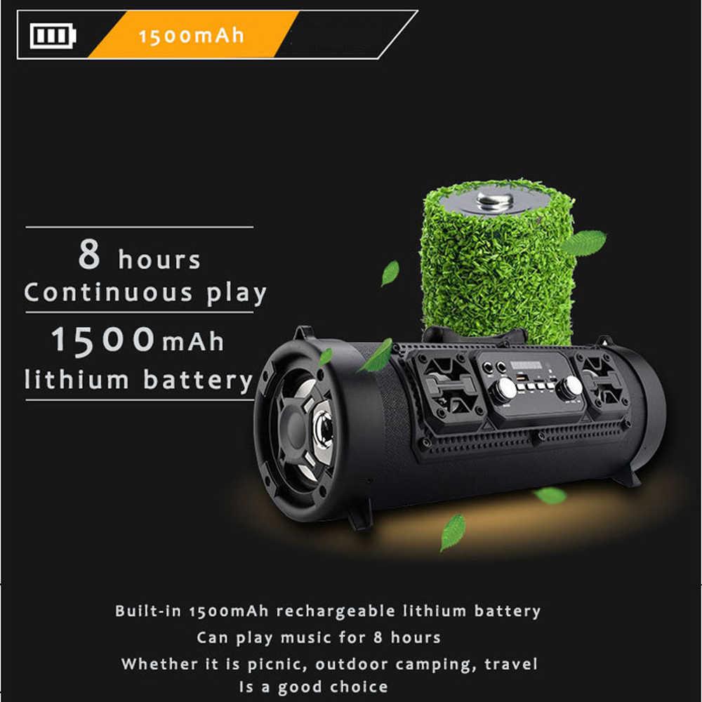 16W przenośna kolumna Sven głośnik Bluetooth ruch KTV 3D nagłośnienie Sound Bar Subwoofer muzyka głośnik bezprzewodowy Radio FM USB