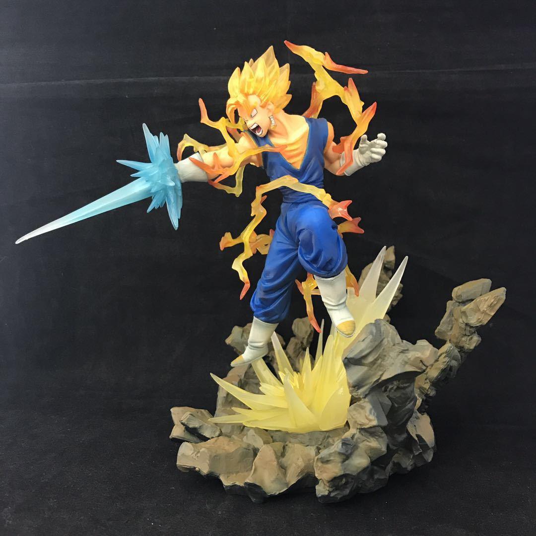 Anime Dragon Ball Z PVC Vegeta Action Figure Dragon Ball Vegeta Figura Super Saiyan Vegeta Figures Dragon Ball Z Toy Model Doll