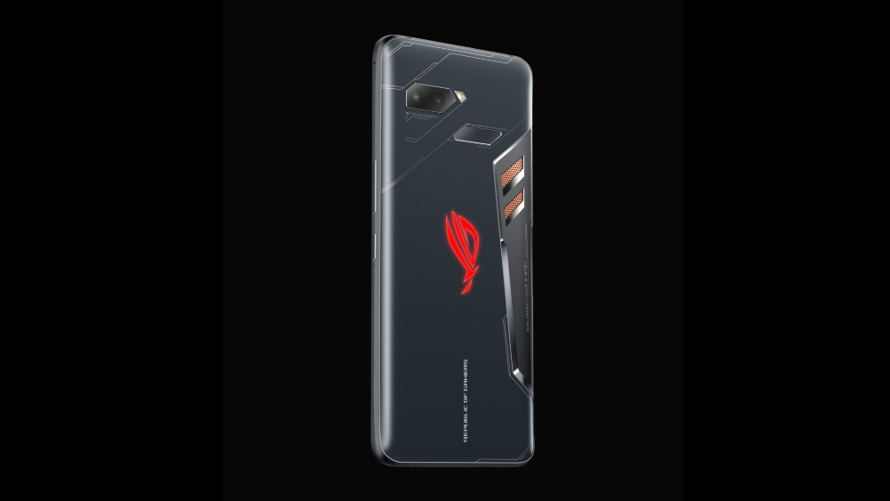 "ASUS ROG Telephone ZS600KL 8GB RAM 128GB ROM Gaming Phone Snapdragon 845 2.96GHz 6.0""18:9 AMOLED Screen Android8.1 4000mAh OTA 62"