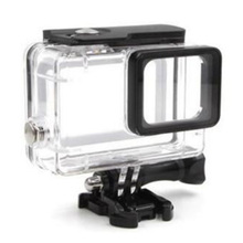 WaterProof Case Floating Hand Grip Action Sport Camera Gopro Aceessory Diving Camera House Case for Go Pro Hero 5 4 3 2 SJ4000