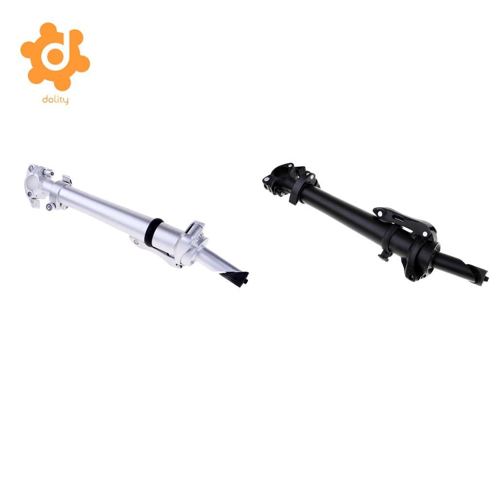 Handlebars Folding Bike Stem Quick-Release Foldable Head Adjustable Screw Lock Stem Tube Bicycle Components Parts