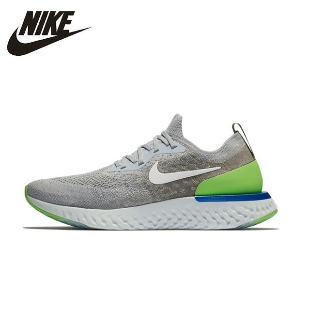 NIKE EPIC REACT FLYKNIT Original Womens And Mens Running Shoes Mesh  Breathable Stability Support Sports Sneakers Shoes 970e533e8