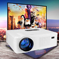 Original Excelvan CL720 LED Projector 3000 Lumens 1280 x 800 HD LCD Projector With Analog TV Interface For Home Entertainment