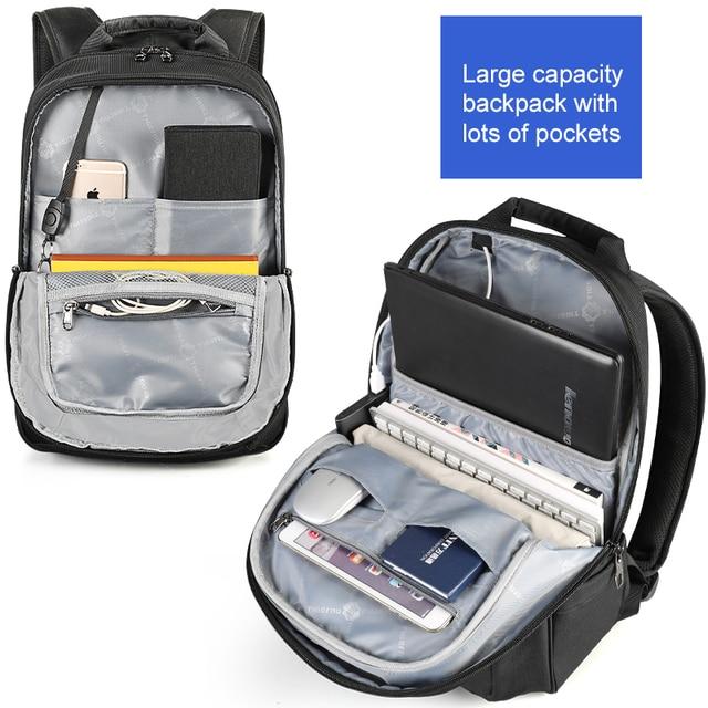 Tigernu College Backpack Bag Set 1