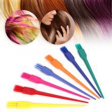 Перманентная краска для волос, 7 шт., набор красочных щеток для окрашивания волос, Парикмахерская, Парикмахерская, набор инструментов для окрашивания волос, C-303, воск для волос