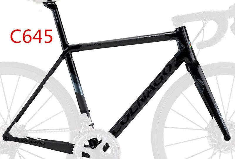 BOB Colnago C64 Carbon Road bike Frame full carbon fiber bicycle frameset  carbon bike frame 8 different color