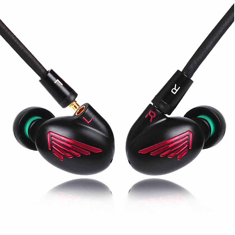 2018 Newest LZ A5 In Ear Earphones 4BA+1DD Driver 5Units Hybrid In Ear Headset With Detachable MMCX LZ Earphone original senfer dt2 ie800 dynamic with 2ba hybrid drive in ear earphone ceramic hifi earphone earbuds with mmcx interface