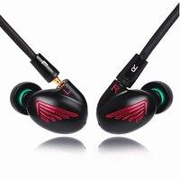 2018 Newest LZ A5 In Ear Earphones 4BA 1DD Driver 5Units Hybrid In Ear Headset With