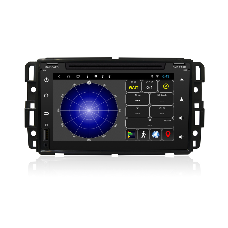 7121 GMC gps navigation