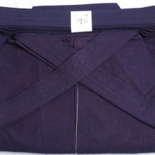 Martial-Arts Hakama Iaido Kendo Pants Aikido-Suits Cotton Natural-Plant Dye Top-Quality