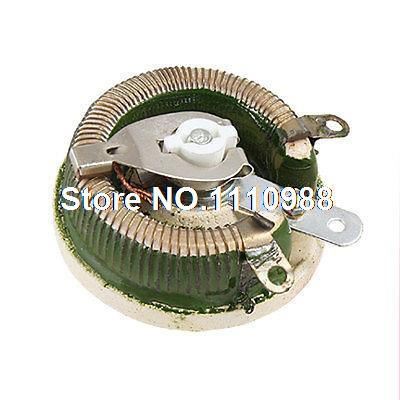 Wirewound Variable Resistor Ceramic Rheostat 100W 10Ohm ra20y 15s b1k wirewound potentiometers