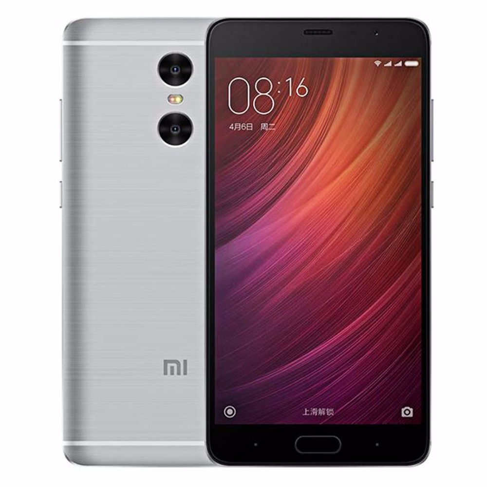 Original Xiaomi Redmi Pro 5.5 inch MTK Helio X20 Deca Core 2.1GHz Android 6.0 RAM 3GB ROM 32GB 4G LTE Phone Call Tablet PC