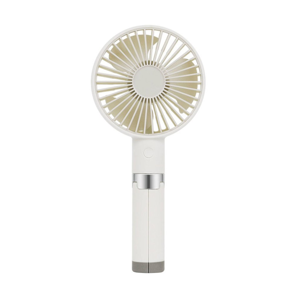 Air Conditioner 2019 New Handheld Desktop Tripod Mini Fan Usb Charging Travel Travel Portable Small Fan Usb Charging