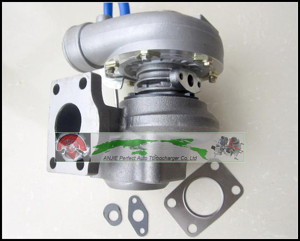 Turbo GT2052S 727266-0001 727266-5001S 727266 452301 2674A391 2674A326 2674A398 For Perkin Industriemotor For JCB 3CX T4.40 02- gt2556s 711736 711736 0003 711736 0010 711736 0016 711736 0026 2674a226 2674a227 turbo for perkin massey 5455 4 4l 420d it