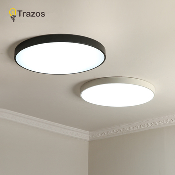 LED plafonnier moderne panneau lampe luminaire salon chambre cuisine Surface montage affleurant télécommande