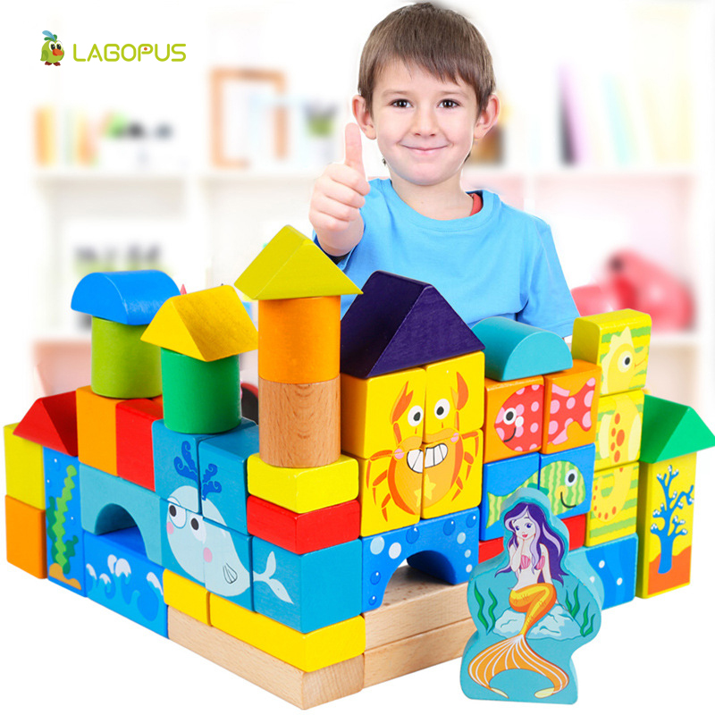 Little Mermaid Castle City set 50pcs Model Building Block Bricks Educational Toys for Children Toy  Birthday Gift Compatible lepin 16008 4160pcs cinderella princess castle city model building block kid educational toys for gift compatible legoed 71040