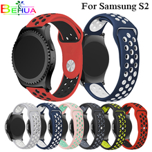 20mm Silicone Wristband watch Strap band For samsung gear s2 for Xiaomi HuaMi Amazfit BIP Smart Watch belt Bracelet watchband цена в Москве и Питере