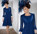 Mother Dresses Evening New Style Custom Made Mother Of The Bride Dress Bridal Mother Dress Royal Blue Chiffon