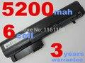 Аккумулятор для hp elitebook 2530 p 2540 p, для Business Notebook 2510 P HSTNN-DB23 nc2400 412779-001 HSTNN-FB21, RW556AA, HSTNN-XB21