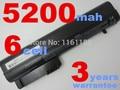 Batería para hp elitebook 2530 p 2540 p, para hstnn-db23 business notebook 2510 p nc2400 412779-001 hstnn-fb21, rw556aa, hstnn-xb21