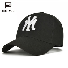 цена на 2019 Dad Hats Fashion Cotton Baseball Caps For Unisex Adult Snapback Letter Baseball Cap Men Women Casual Sunhats  Designer Hat