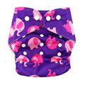2016 Printed Baby Soft Nappy Comfortable Diapers Training Pants Cover Reusable Leak-proof Breathable Diapers Free Shipping