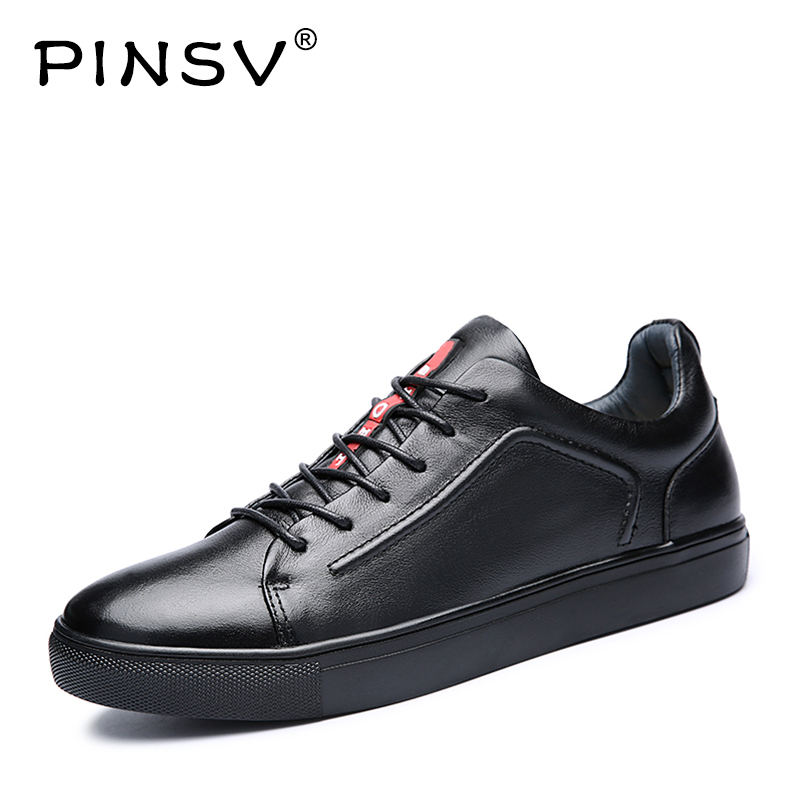 Shoes Men Fashion Man Flats High Quality Genuine leather Mens Shoes Large Sizes Male Leather Shoes Size 36-48 pegasi high quality 5pcs 50 sizes hss