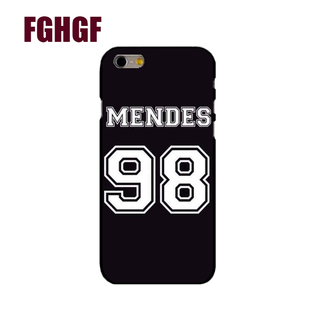 coque iphone 5 mendes