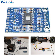 XH M562 TPA3116D2 50 ワット + 50 ワットデュアルチャンネルアンプクラス D アンプ 50 ワット電源アンプボード DC 12 V 24 V 2 × 50 ワット