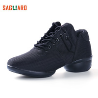 2017 Dancing Shoes For Women Latin Salsa Jazz Modern Dance Shoes Women Dancing Sneakers Ladies Aerobics