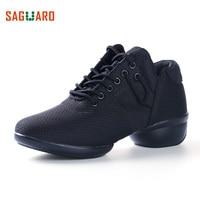 2017 Dancing Shoes For Women Latin Salsa Jazz Modern Dance Shoes Women Dancing Sneakers Ladies Aerobics