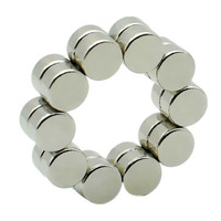 Diametrically NdFeB Micro Magnet Disc Dia. 5x2.5 mm N42 Jewelry Button Strong Neodymium Permanent Rare Earth Magnets 100 3000pcs