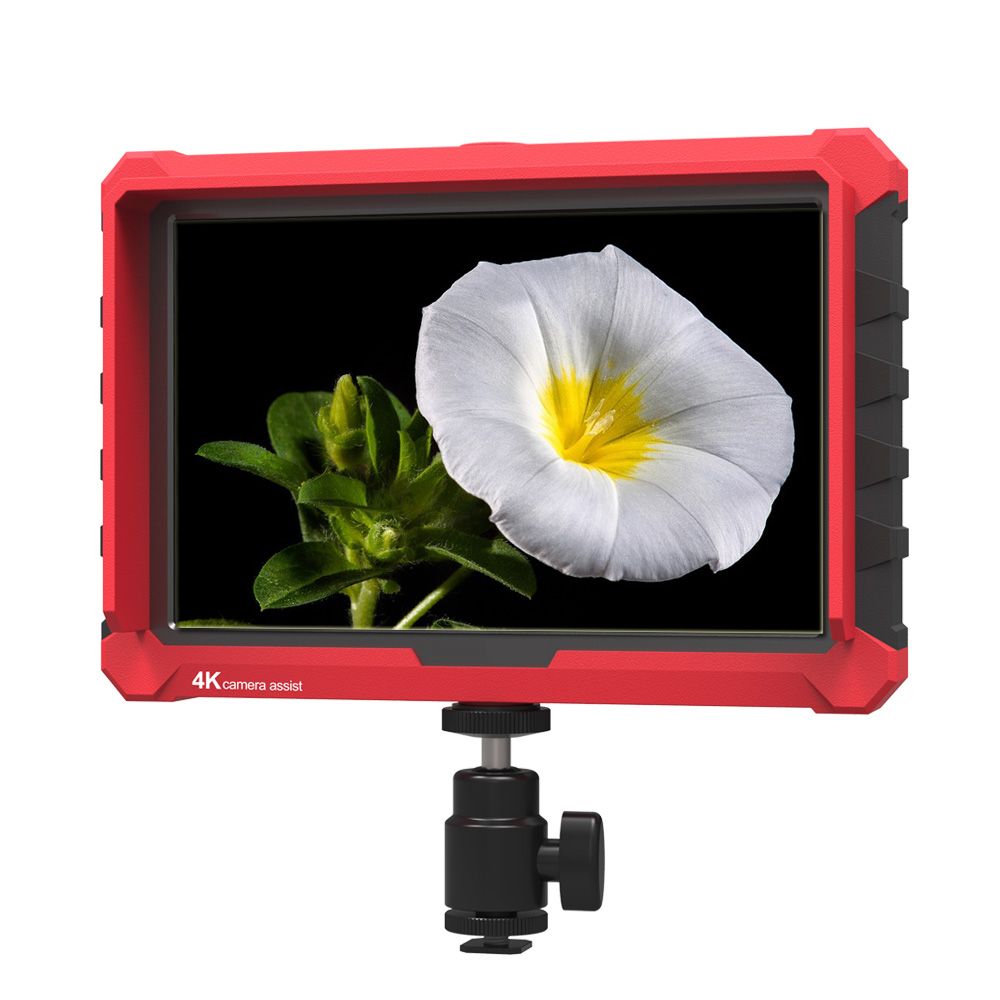 Blueskysea A7S 7 Inch 1920x1200 IPS On Camera Field Monitor Supports 4K HDMI Input Loop Output
