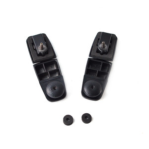 Image 4 - Pair Right & Left Rear Window Liftgate Glass Hinge For 2001 2007 Ford Escape YL8Z78420A68BA, YL8Z78420A69BA