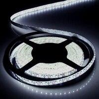 Светодиодные полосы света белого 60 светодиодов/120 супер ярких светодиодов адресуемых в полоску-Водонепроницаемый 12 В 2835 веревка ribbion для до...