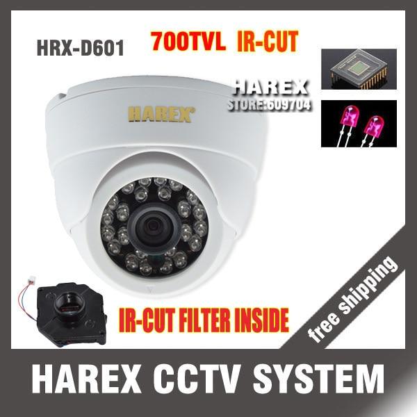 700TVL CMOS 24 светодиода IR15M с фотофильтром, комнатная купольная камера видеонаблюдения. Бесплатная доставка!|cmos 700tvl|cctv camera 700tvl700tvl cctv camera | АлиЭкспресс