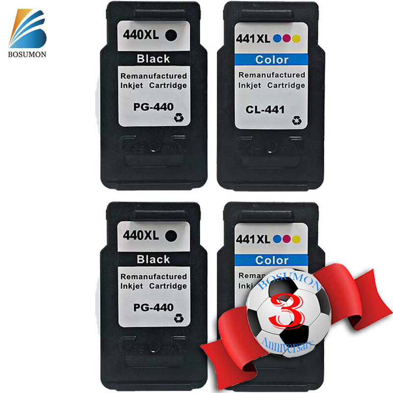 PG 440 CL 441 for Canon PG440 CL441 Ink cartridges for MX374 MX394 MX434 MX454 MX474 MX514 MX524 MX534 MG214 MG2240 цена 2017